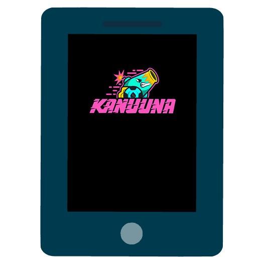 Kanuuna - Mobile friendly