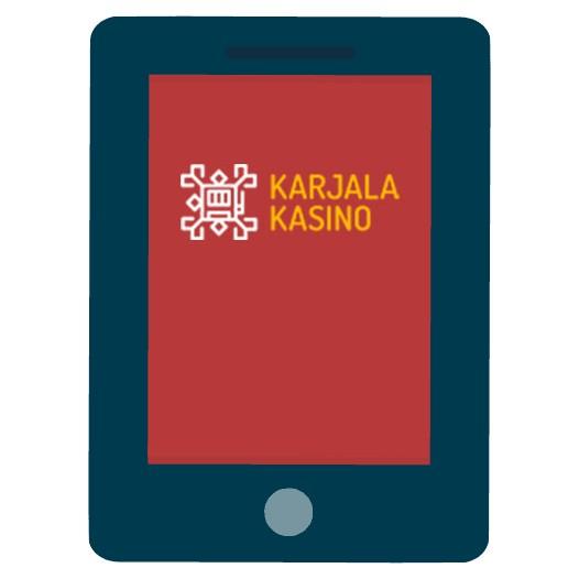 Karjala Kasino - Mobile friendly