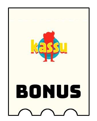Latest bonus spins from Kassu