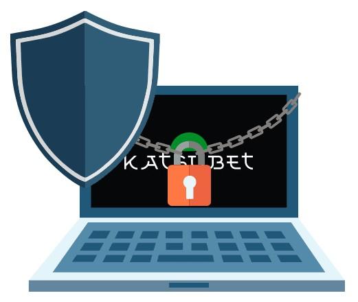 Katsubet - Secure casino