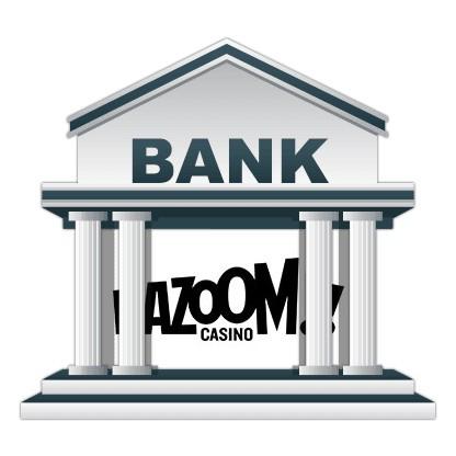 Kazoom - Banking casino