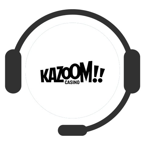 Kazoom - Support