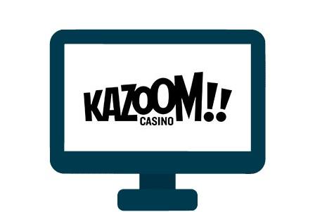 Kazoom - casino review