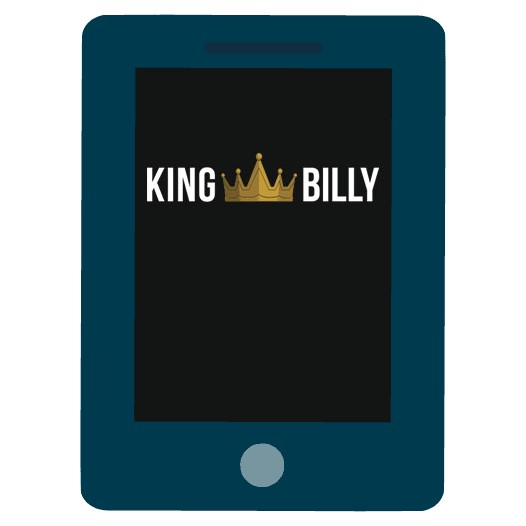 King Billy Casino - Mobile friendly
