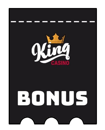 Latest bonus spins from King Casino