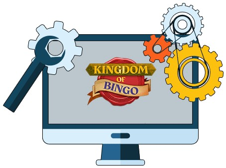 Kingdom of Bingo - Software