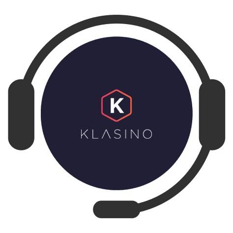 Klasino - Support