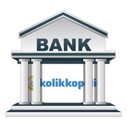 Kolikkopelit - Banking casino