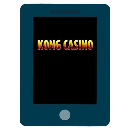 Kong Casino - Mobile friendly