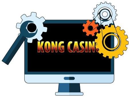 Kong Casino - Software