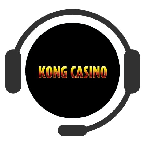 Kong Casino - Support