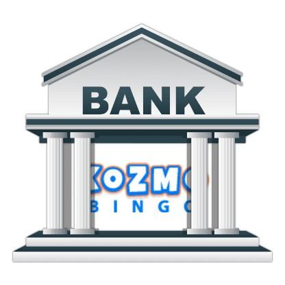 Kozmo Bingo Casino - Banking casino