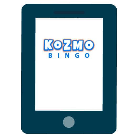 Kozmo Bingo Casino - Mobile friendly