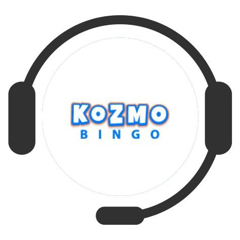 Kozmo Bingo Casino - Support
