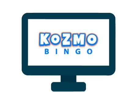 Kozmo Bingo Casino - casino review