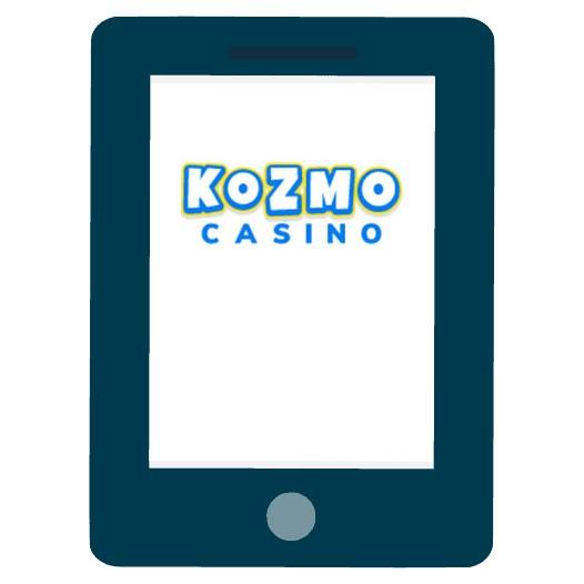 Kozmo Casino - Mobile friendly
