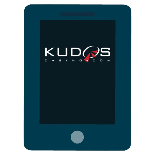 Kudos Casino - Mobile friendly