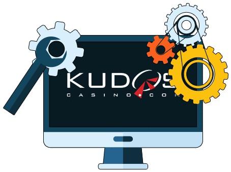 Kudos Casino - Software