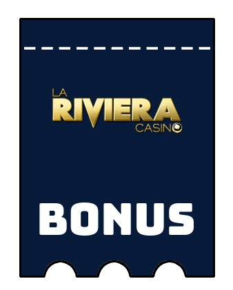 Latest bonus spins from La Riviera