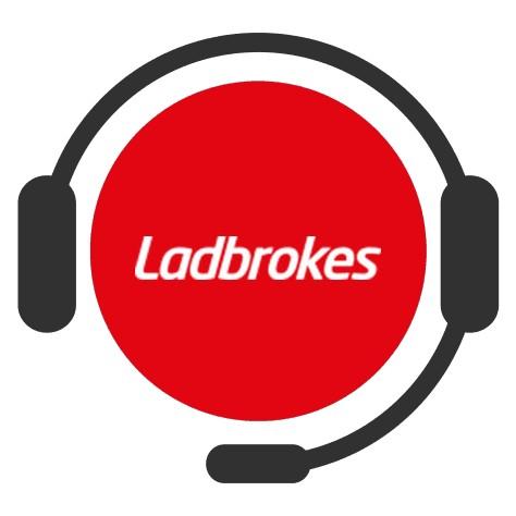 Ladbrokes Bingo - Support