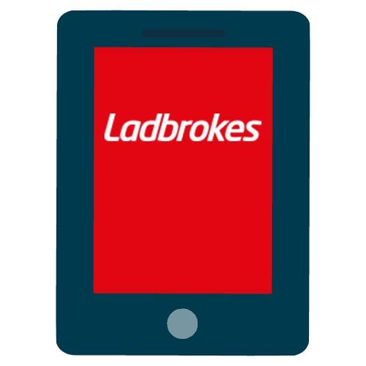 Ladbrokes Casino - Mobile friendly