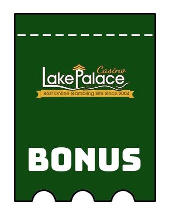 Latest bonus spins from Lake Palace Casino