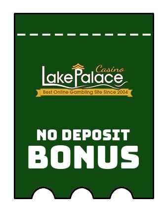 Lake Palace Casino - no deposit bonus CR