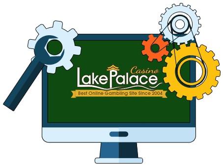 Lake Palace Casino - Software
