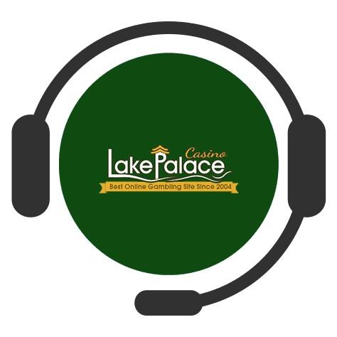 Lake Palace Casino - Support