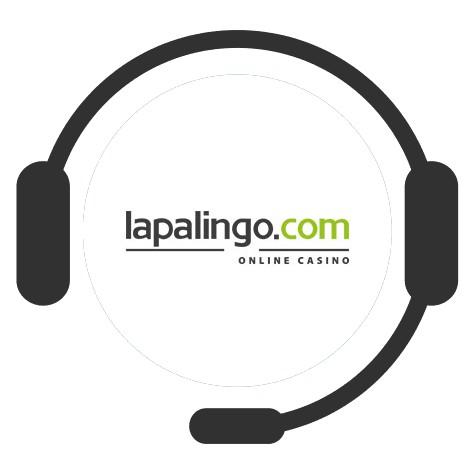 Lapalingo Casino - Support