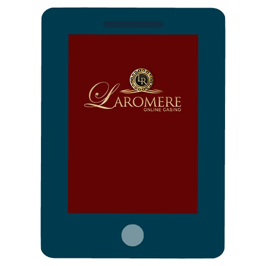 LaRomere Casino - Mobile friendly