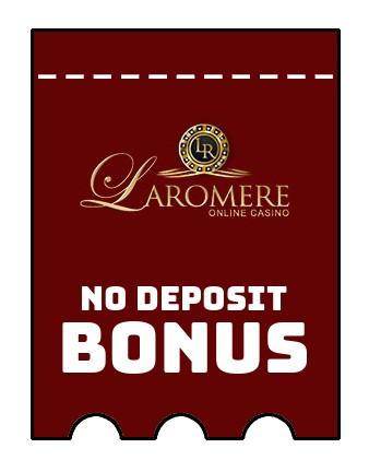 LaRomere Casino - no deposit bonus CR