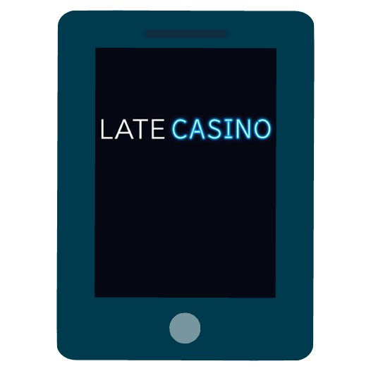Late Casino - Mobile friendly