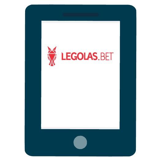 Legolas Casino - Mobile friendly