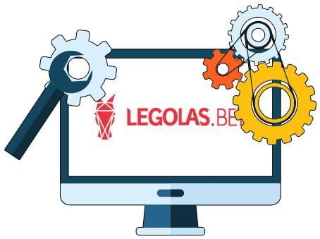 Legolas Casino - Software