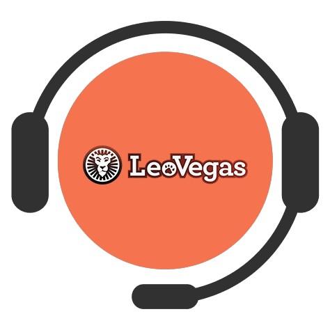 LeoVegas Casino - Support