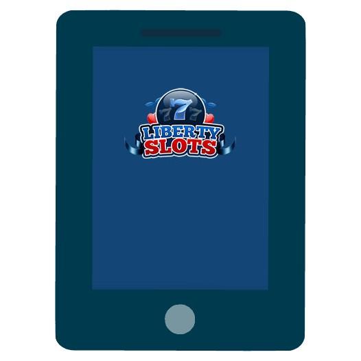Liberty Slots Casino - Mobile friendly