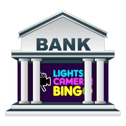 Lights Camera Bingo - Banking casino