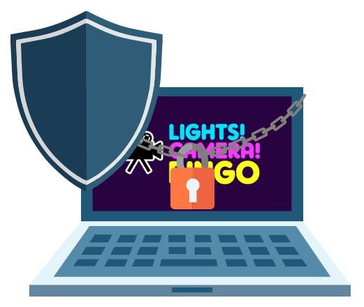 Lights Camera Bingo - Secure casino