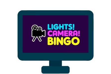 Lights Camera Bingo - casino review