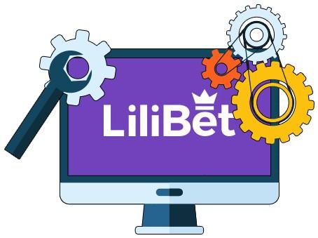 LiliBet - Software