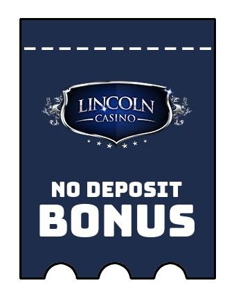 Lincoln Casino - no deposit bonus CR