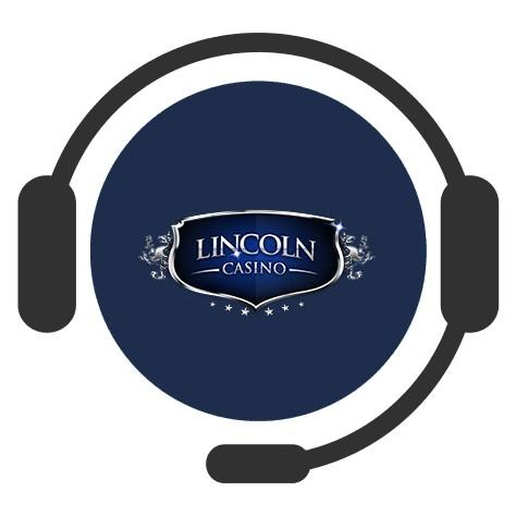 Lincoln Casino - Support