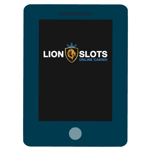 Lion Slots - Mobile friendly