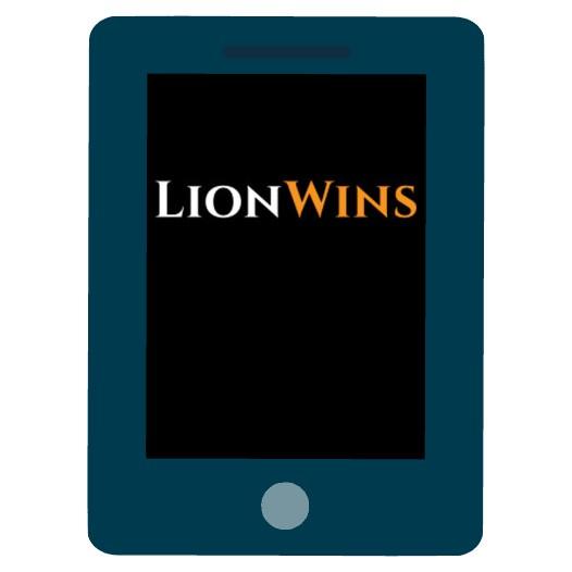 Lion Wins Casino - Mobile friendly