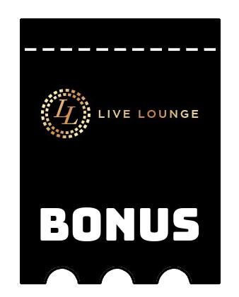 Latest bonus spins from Live Lounge Casino