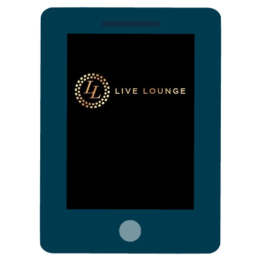 Live Lounge Casino - Mobile friendly