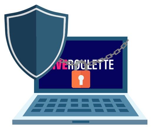 Live Roulette - Secure casino