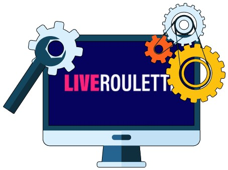 Live Roulette - Software