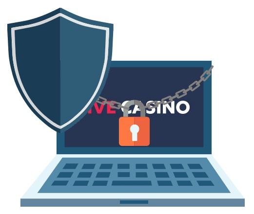 LiveCasino - Secure casino